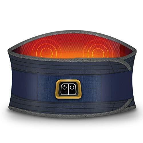 LIAN Heizung Gürtel/Unterer Rücken Wärmetherapie Wrap/Massage Heizband, Magenschmerzen und Tension Relief Bauchschmerzen Wrap, tragbarer erhitzter Gurt for Taille Schmerz Warm Abdomen