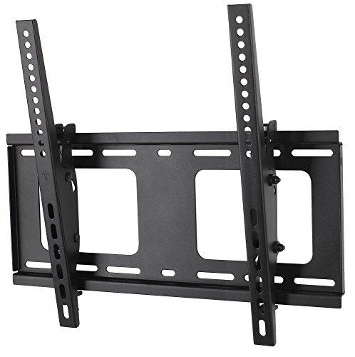 Manhattan 461474 Universal TV-Wandhalterung neigbar und horizontal nachjustierbar (32