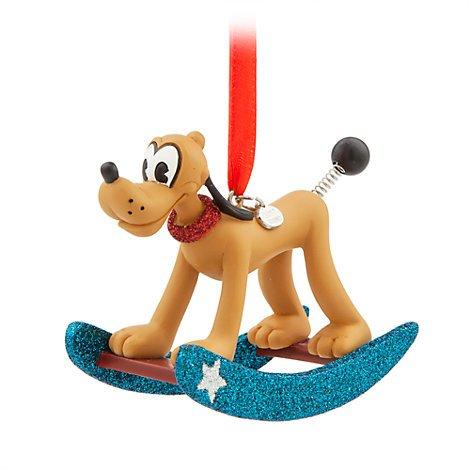 Unbekannt Pluto, hängende Dekoration, Weihnachtsornament, offizielles Disney