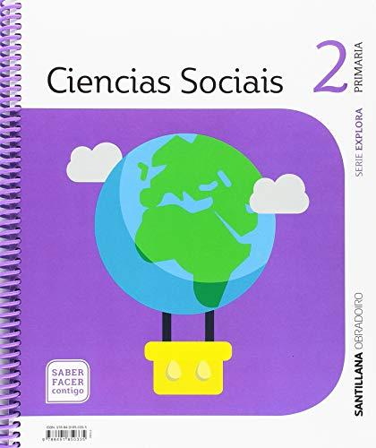 CIENCIAS SOCIAIS SERIE EXPLORA 2 PRIMARIA SABER FACER CONTIGO