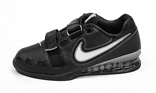 Nike Men's Romaleos II Power Lifting Shoes, negro/blanco, 40 D(M) EU/6 D(M) UK