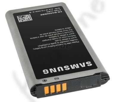 Samsung Galaxy S5 mini G800F Akku Batterie 2100mAh EB-BG800BBE