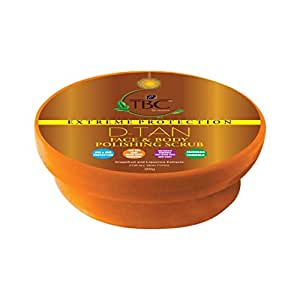 TBC By Nature D Tan Face and Body Polishing Scrub, 200g