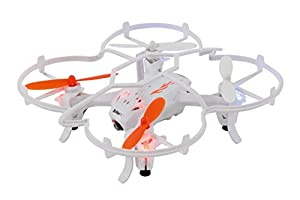 XciteRC 15006000or Drone Rocket 1253D–4channel RTF Quadcopter with 2MP Camera