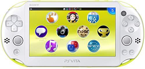 Sony Playstation Vita Wi-Fi 2000 Series Slim (Zertifiziert generalüberholt) Grün White/Neon Green