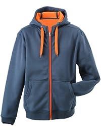 JN355 ´ s veste pour homme graphic sweat-shirt à capuche pour homme