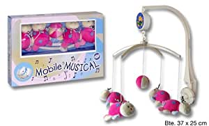 """MGM - Mobile musical """"Coccinelle"""""""