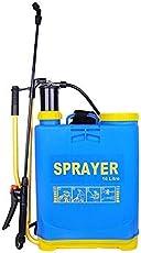 AgriPro Knapsack Manual Sprayer 16 Ltr APKS16