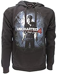 Uncharted 4 - Sony Playstation - Sudadera - Hombre