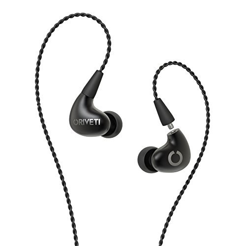 oriveti New PRIMACY Hybrid Triple Treiber IEM Kopfhörer mit abnehmbarem Kabel.