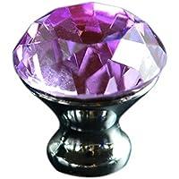 Amazon.co.uk: Purple - Knobs & Handles / Cookware Accessories: Home ...