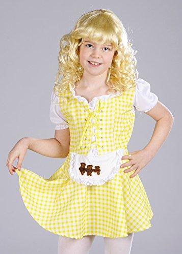 Kinder Größe Goldilocks Kostüm Kostüm Small (4-6 (Kinder Kostüme Goldilocks Für)