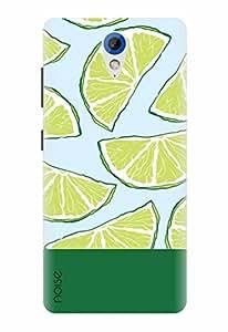 Noise Designer Printed Case / Cover for HTC Desire 620G / Graffiti & Illustrations / Summer Lemon
