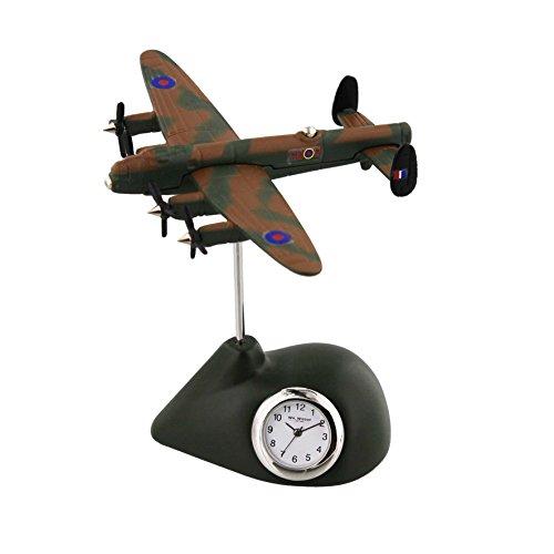 Widdop Lancaster aereo orologio in miniatura