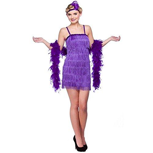 Charleston Cabaret 20S 30S Kostüm Fancy Dress / Costume Karneval Halloween (Halloween Dress 1920s Fancy)