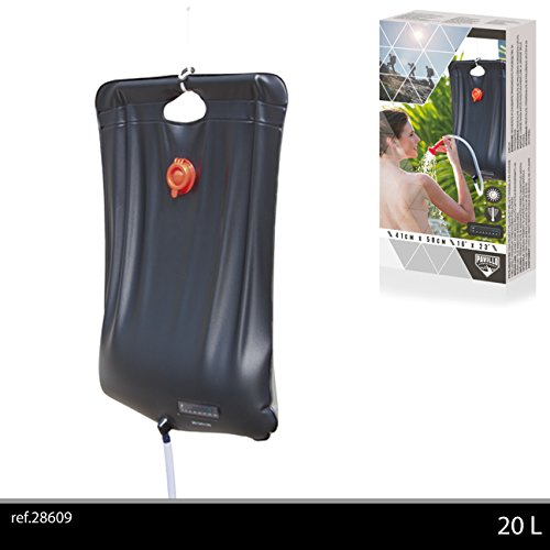 Bestway 58224 - Ducha solar, bolsa de 20 litros para colgar, 41 x 58 cm