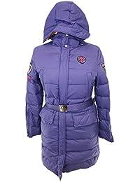4fa4144f472b0 Nordkapp PWLONG Women Long Down Jacket Purple XS