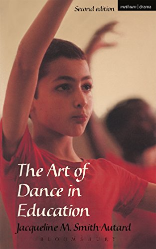 The Art of Dance in Education (Performing Arts Series) por Jacqueline M. Smith-Autard