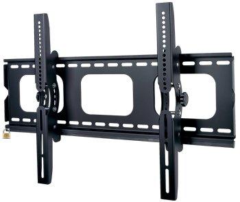 Allcam PLB103L 65Zoll Schwarz - Flachbildschirm-Wandhalterung (60 kg, 101,6 cm (40 Zoll), 165,1 cm (65 Zoll), 200 x 200 mm, 800 x 400 mm, Schwarz) (Tv Wall Mounts Tilt Flachbildschirme)