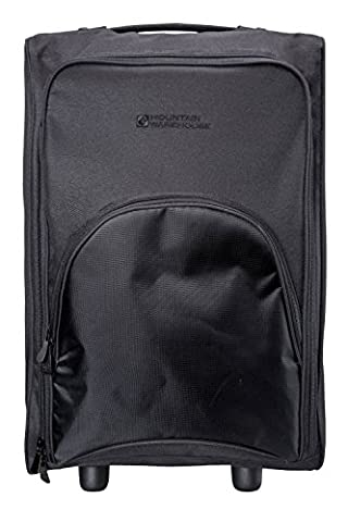 Mountain Warehouse Travel 35 Litre Luggage Bag - Lightweight, Pull-Up