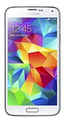 artphone (5,1 Zoll (12,9 cm) Touch-Display, 16 GB Speicher, Android 4.4) shimmery-white ()