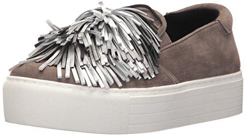 Kenneth Cole Damen Jayson Sneaker, Grau (Elephant), 41 EU -