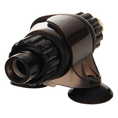 Valink Système submersible Plastique Réacteur à CO2Diffuseur Atomiseur 16mm pour aquarium-Café, 11x 7x 5cm