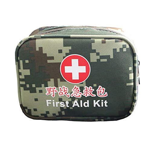 Aids-nahrungsergänzungsmittel (Digitale Tarnung Erste-Hilfe-Kit Camouflage Einzelne Taktische Rettungssack Outdoor Army Fan Notfalltasche Zubehör)