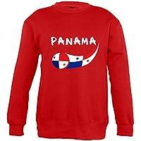 Supportershop–Sweatshirt Panama Mixta Infantil, Rojo, FR: XL (Talla Fabricante: 10años)