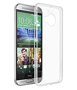 Buy 1 Get 1 Free Cover HTC Desire 616 Silicon TPU Back Cover 0.33 mm Ultra Thin Transparent Back Covers