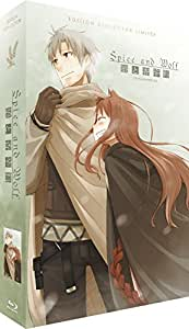 Spice and Wolf - Intégrale - Edition Collector Limitée - Combo [Blu-ray] + DVD