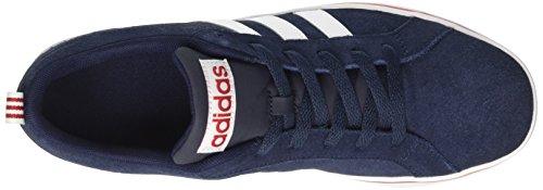 adidas Herren Pace Plus Sneakers Blau (Conavy/Ftwwht/Scarle)