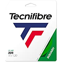 Tecnifibre Squash String TF 305 Squash Green, 1.20mm, 9.5M Set, 122370