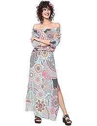 f856d6fcabb2 Amazon.fr   Desigual - Robes   Femme   Vêtements