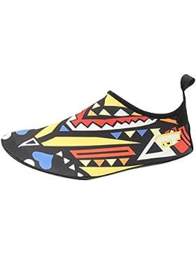 Zhuhaitf Niños Calcetines de natación Aire Libre Piscina de Playa Surf Yoga Calzado Zapatos de Agua descalzo Barefoot...