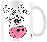 Lazy Cow Ceramic Mug