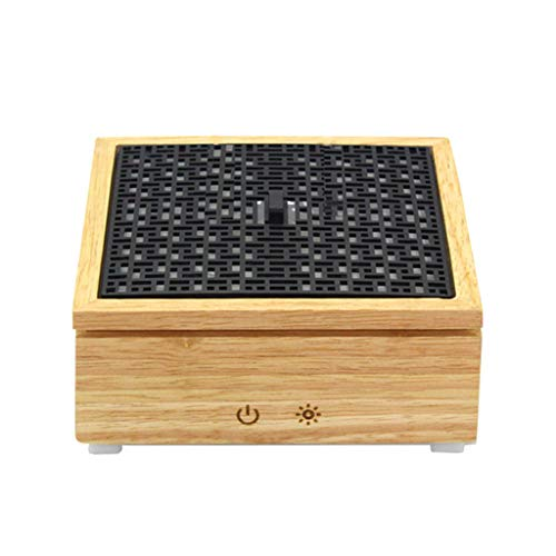 Diffuseur d'huile essentielle simple chambre sommeil arôme humidificateur yoga classe aromathérapie poêle maison aromathérapie lumières colorées silencieux diffuseur d'arôme