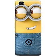Ebby Minions Premium Printed Back Cover for Huawei Nexus 6P ( Premium Designer Case)