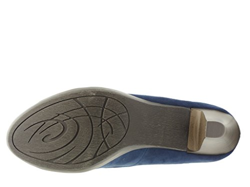 Marco Tozzi - 22411, Scarpe col tacco Donna Blau