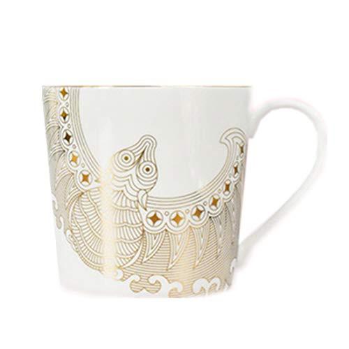 qwdf Mug Mug Tasse Kaffee Tasse Milch zum Frühstück Creative Water Cup Family Cup - Esel Gesicht Milch