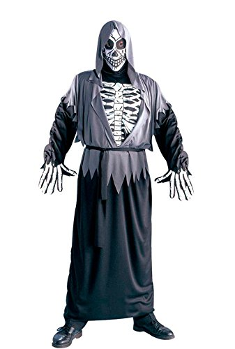 Widmann 39643 Erwachsenenkostüm Sensemann, (Kostüme Halloween Ideen Für Lustige)