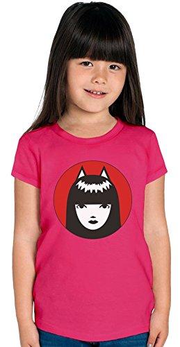 Emily The Strange Girls T-shirt 8/9 yrs