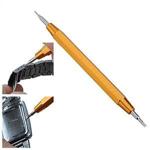 Outil Montre retirer Bracelet barrette ressort Réparation horloger barrette anse or
