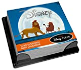 Disney Classics Desk Block 2020 Calendar - Page-a-Day Calendar Format (2020 Desk Block Calendar)