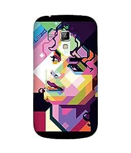Mj Samsung Galaxy S Duos S7562 Case