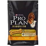 PRO PLAN Biscuits Light - Riche en Poulet - 400 g - Friandises pour chien