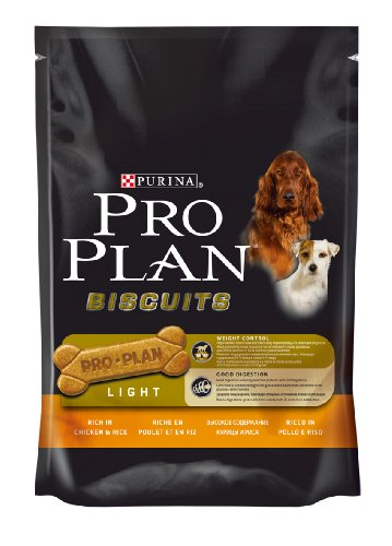 Nestle' Purina - Pro Plan Biscotti Light Pollo e Riso 1 Busta 400,00 gr