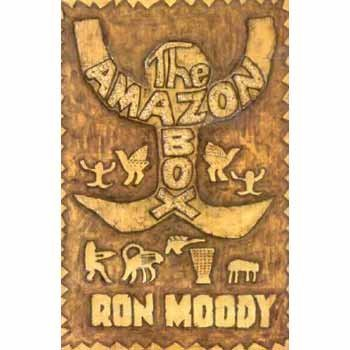 The Amazon Box by Ron Moody (1-Jan-1998) Hardcover