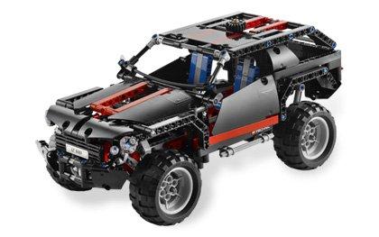 LEGO Technic Extreme Cruiser 590pieza (S) Baukasten--Spiele BAU (9Jahr (S), 590Stück (S), 16Jahr (S))
