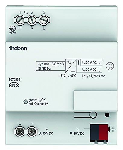 Theben 640 mA Spannungsversorgung EIB/KNX, 9070924